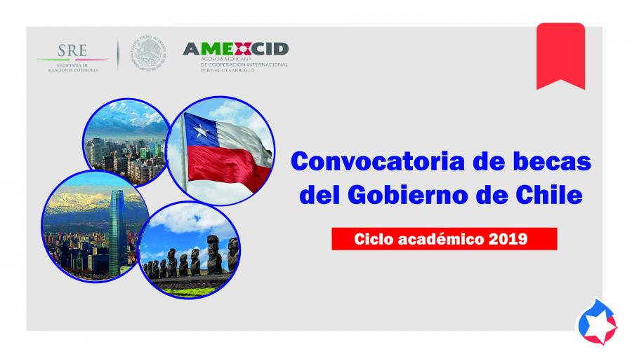 Becas del Gobierno de Chile