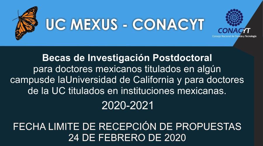 UC Mexus Investigación