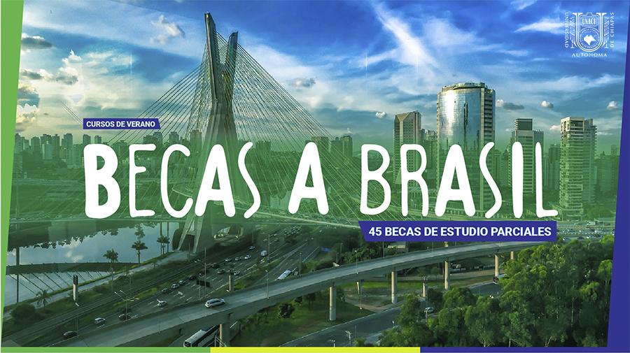 Becas a Brasil