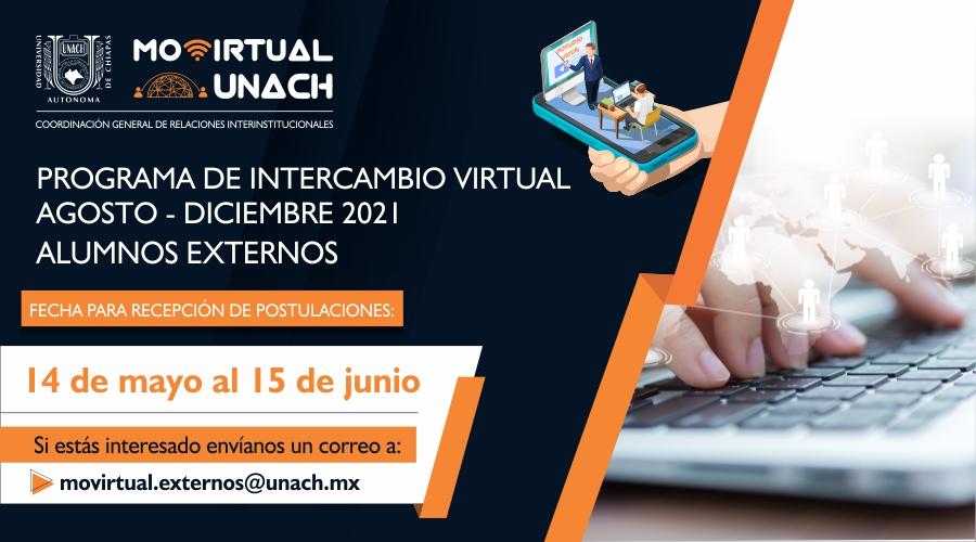 Intercambio Virtual 2021-2